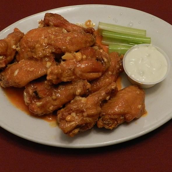 Mild Garlic Wings @ Fisher Bay Restaurant