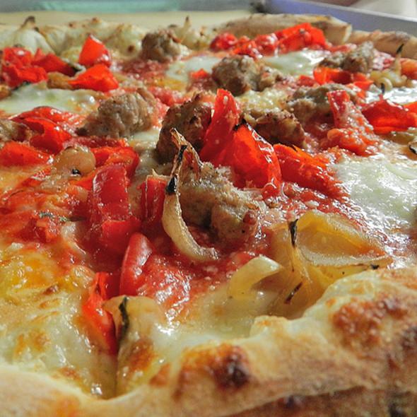 San Gennaro Pizza @ Antico-Pizza Napoletana