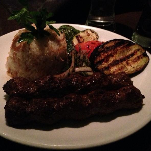 Beef Kabobs - NAYA Mezze & Grill, New York, NY