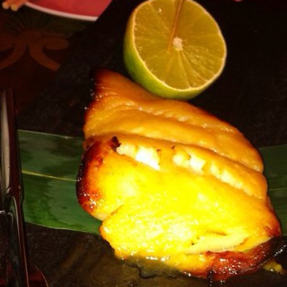 Maple Miso Chilean Sea Bass at Bazin's On Church