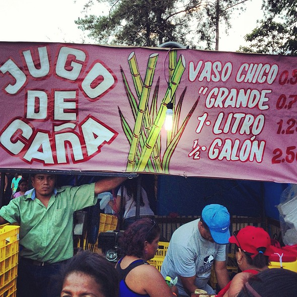Guarapo @ Feria Chorrera