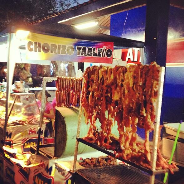 Chorizo tableño @ Feria Chorrera
