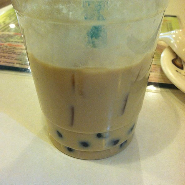 Black Sesame Bubble Tea @ Rising Tide