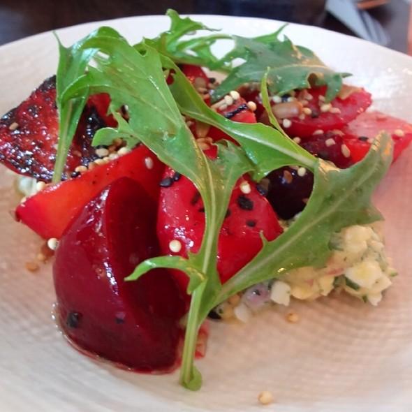 Grilled Beet Salad
