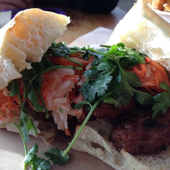 Lardo - Pork Meatball Banh Mi - Foodspotting
