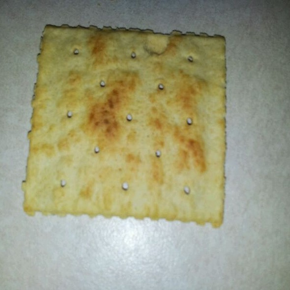 Back Of Whole Grain Saltine With Sea Salt @ My Place