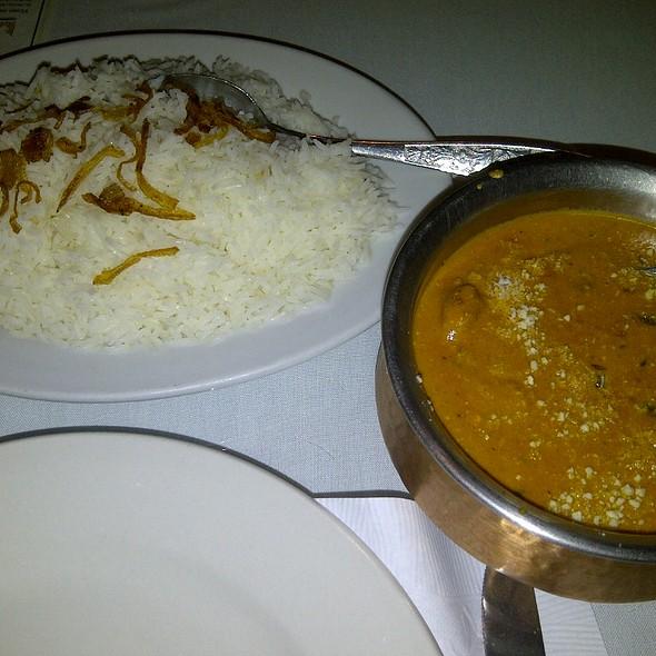 Lamb Korma @ India Garden