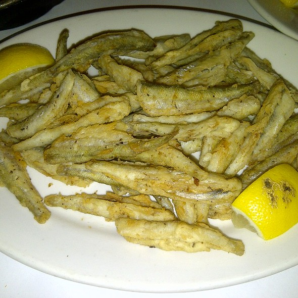 Panfried Smelts @ Parthenon Restaurant and Banquets The