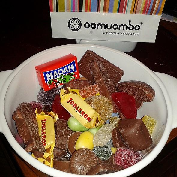 Sweets @ OOMUOMBO (Núñez de Balboa)