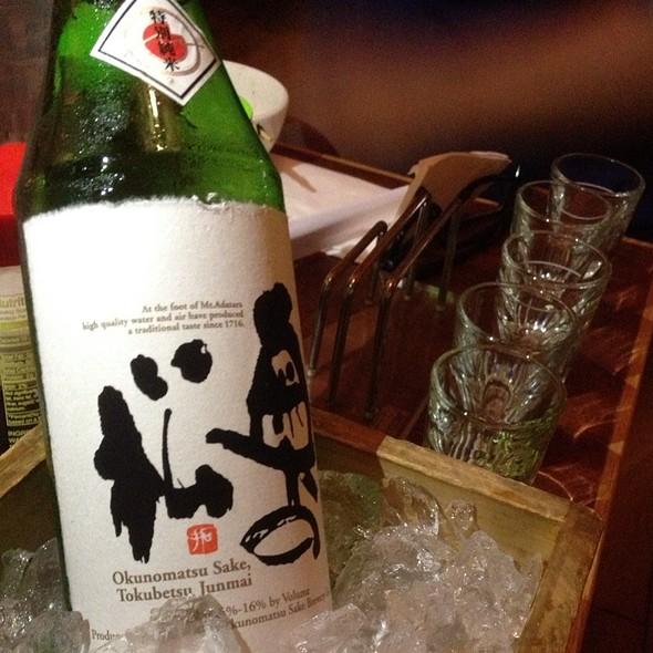 Sake - Shokudo - Honolulu, Honolulu, HI