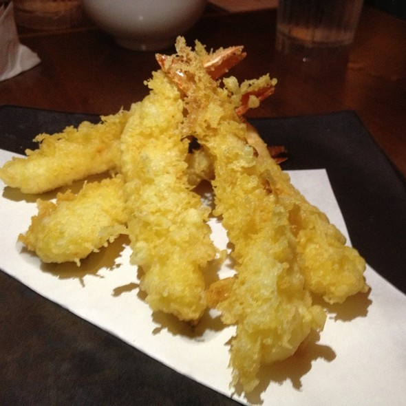Shrimp Tempura - Shokudo - Honolulu, Honolulu, HI