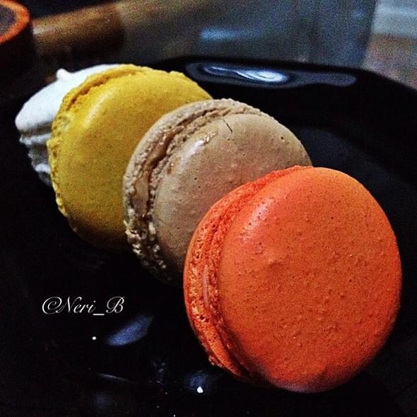Macarons @ Mozart Bakers
