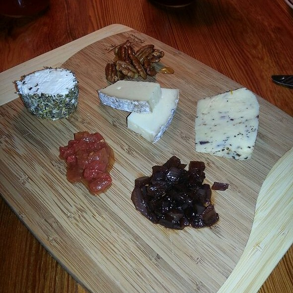 Cheese Board @ Miccosukee Root Cellar