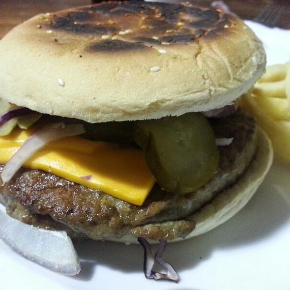 The Gatsby Burger @ Gatsby Aeropuerto