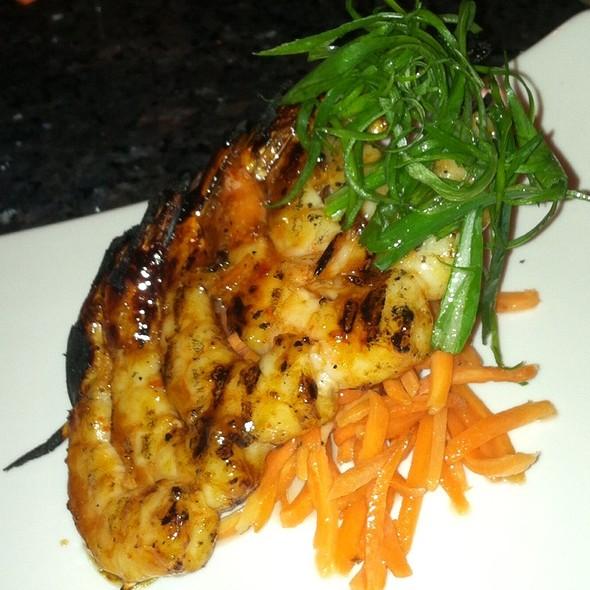 Grilled Tiger Prawn Kebabs - Portobello Grill, Redwood City, CA