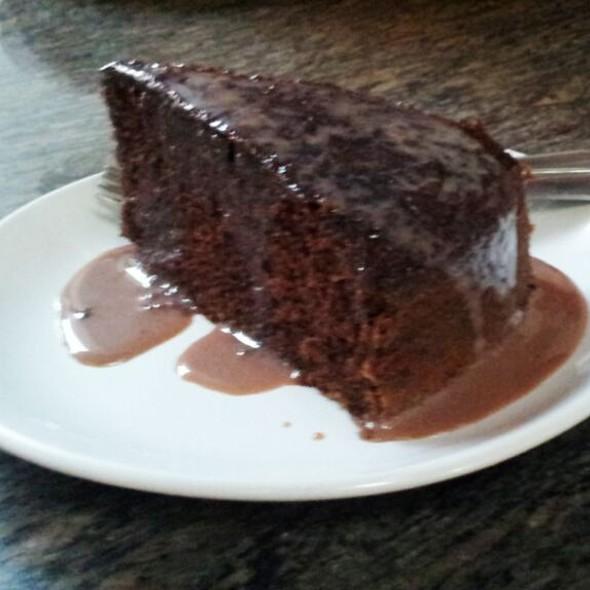 Chocolate Cake @ Kashi Art Cafe