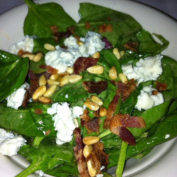 Spinach Salad @ Maggiano's Little Italy