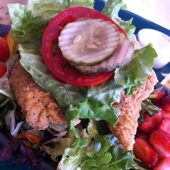 Chicken Salad @ Busch Gardens Tampa