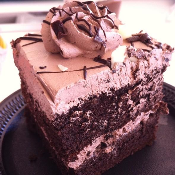 Chocolate Cake @ Busch Gardens Tampa