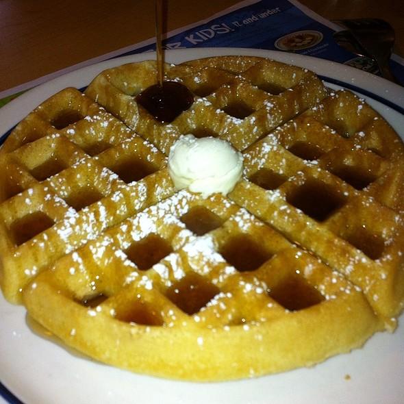 Waffle @ Ihop Restaurant
