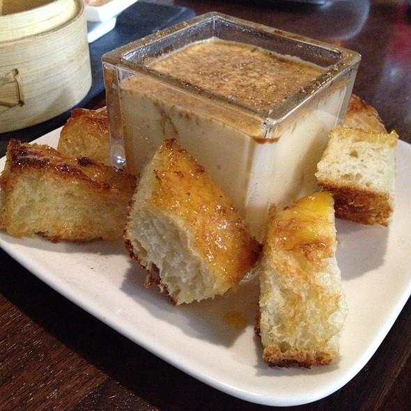 Kaya Toast With Coconut Jam And Egg Cloud @ ChoLon Bistro