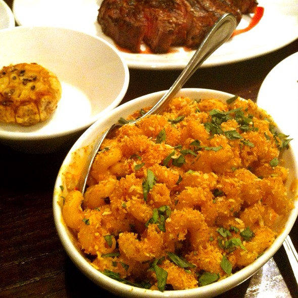 Goodman Steak House Restaurant London's best mac 'n' cheese