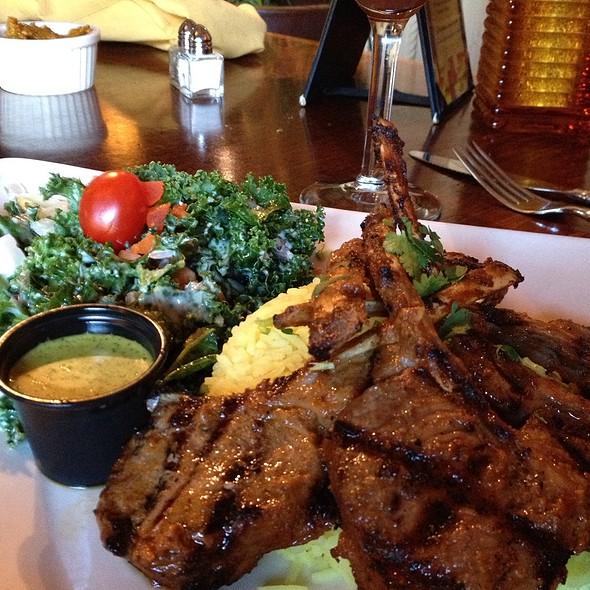 Lamb Kebab - India Restaurant, Providence, RI