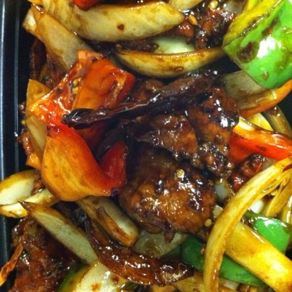 Mongolian Hot Beef