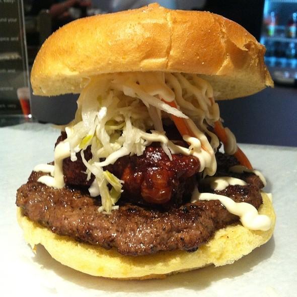 Fritanga Burger