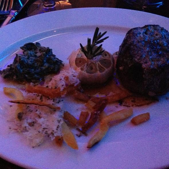 Filet Mignon @ Ocean Prime