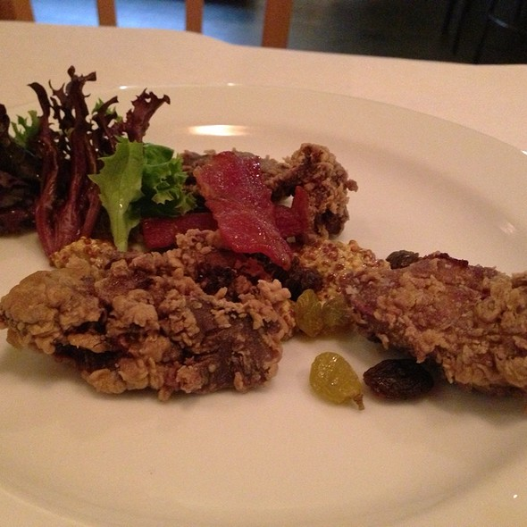 Crispy Livers - Mildreds Big City Food, Gainesville, FL