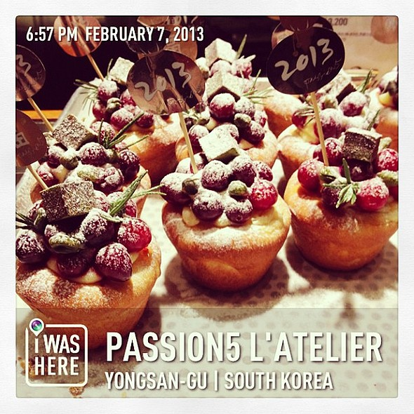 Snack Time @ Passion5 L'atelier