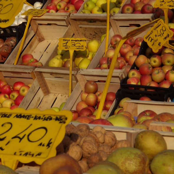 Fruits @ mercato del sabato