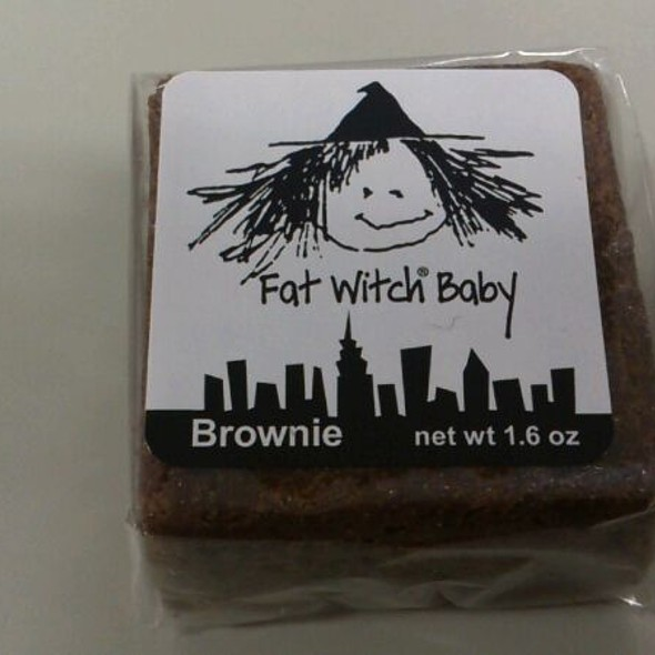 Brownie @ Fat Witch Bakery