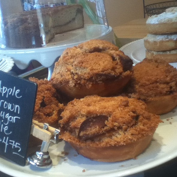 Apple Pie @ Stacey Cakes