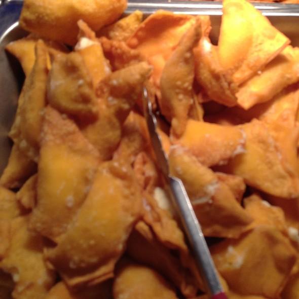 Crab Rangoon @ Hibachi Grill Supreme Buffet