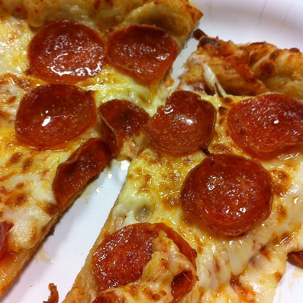 Pepperoni Pizza @ Sam's Club