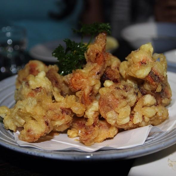 Rock Shrimp Tempura @ Doraku Sushi