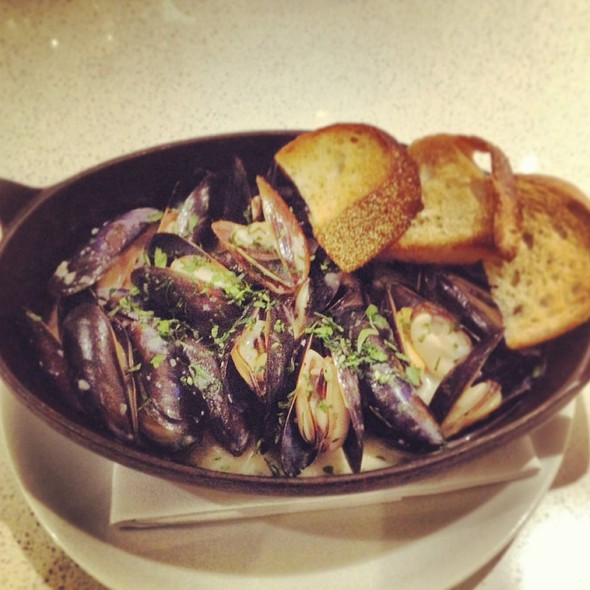 Bouchot Mussels - Spago - Las Vegas, Las Vegas, NV