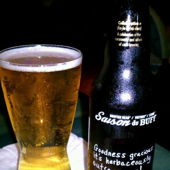 Stone / Dogfish Head / Victory Brewery / Saison du BUFF @ Mellow Mushroom