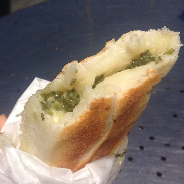 Spinach & Cheese Borek  @ Queen Victoria Market Borek Shop 35-36