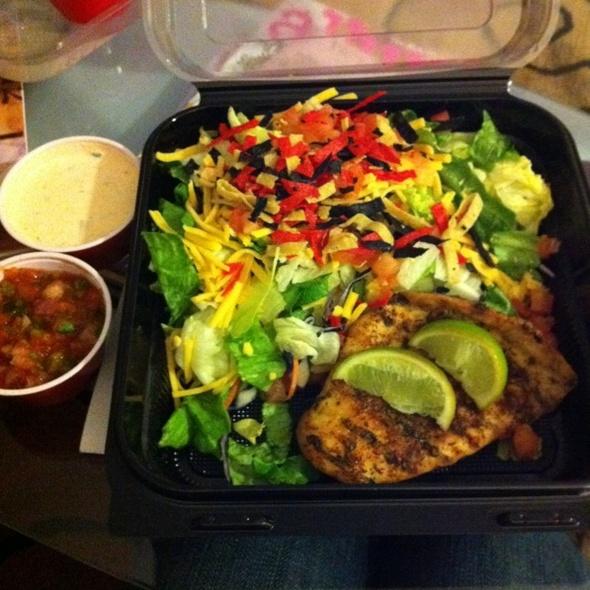 Ensenada Chicken Platter