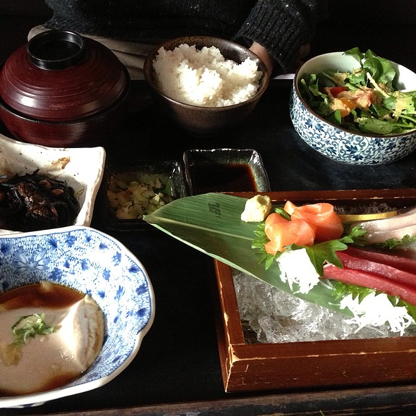 Seven Piece Sashimi - EN Japanese Brasserie, New York, NY