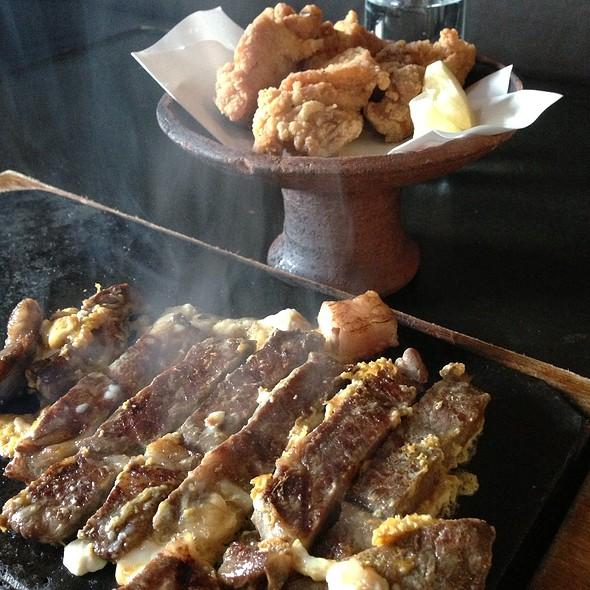 Steak & Egg - EN Japanese Brasserie, New York, NY