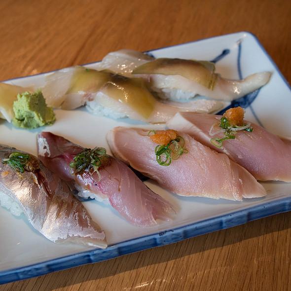 Aji Nigiri @ Akane Japanese Restaurant