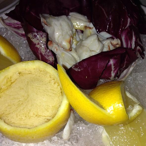 Lump Crabmeat - Frank and Dino's, Boca Raton, FL