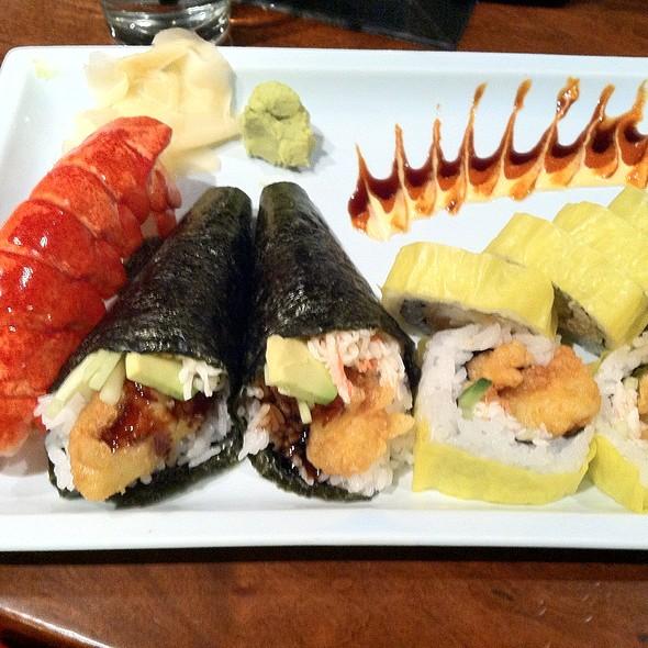 Lobster Rolls @ Benihana Japanese Steakhouse