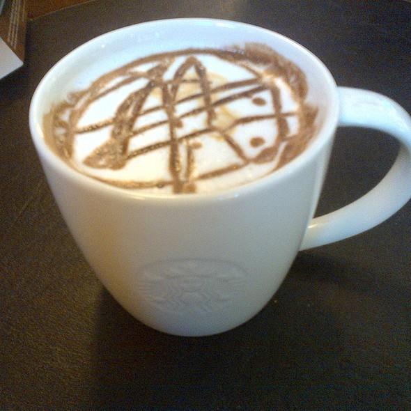 Double Mocha Macchiato @ Starbucks Dubai Marina Mall