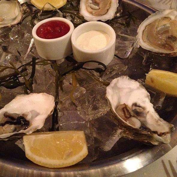 Oysters - La Brasserie Bistro and Bar, La Quinta, CA