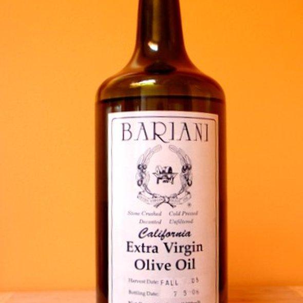 Bariani Extra Virgin Olive Oil @ Ferry Plaza Farmer's Market